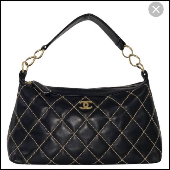 8a2628a70d09 CHANEL Bags | Wild Stitch Quilted Leather | Poshmark